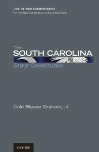 Ebook in inglese South Carolina State Constitution Graham, Cole Blease