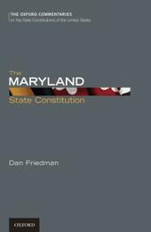 Maryland State Constitution