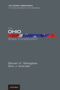 Ebook in inglese Ohio State Constitution Scarselli, Gino J. , Steinglass, Steven H.