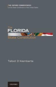 Foto Cover di Florida State Constitution, Ebook inglese di Talbot DAlemberte, edito da Oxford University Press