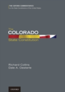 Ebook in inglese Colorado State Constitution Collins, Richard , Oesterle, Dale