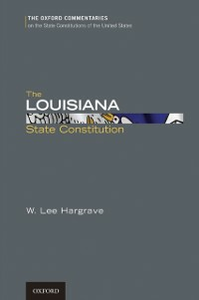 Ebook in inglese Louisiana State Constitution Hargrave, W. Lee