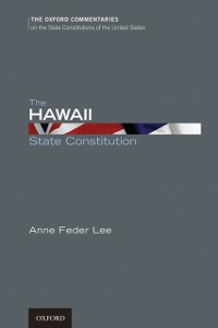 Ebook in inglese Hawaii State Constitution Lee, Anne