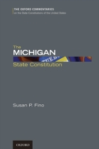 Ebook in inglese Michigan State Constitution Fino, Susan P.