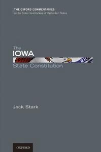 Ebook in inglese Iowa State Constitution Stark, Jack