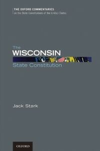 Ebook in inglese Wisconsin State Constitution Stark, Jack