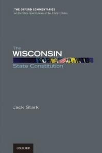 Ebook in inglese Wisconsin State Constitution Stark, Jack