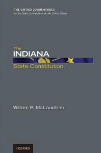Ebook in inglese Indiana State Constitution McLauchlan, William P.
