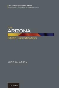 Ebook in inglese Arizona State Constitution Leshy, John D.