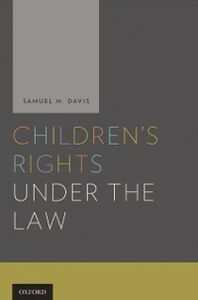 Ebook in inglese Children's Rights Under and the Law Davis, Samuel