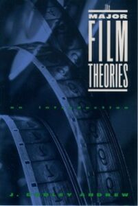 Ebook in inglese Major Film Theories: An Introduction Andrew, J. Dudley