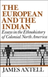 Ebook in inglese European and the Indian Axtell, James