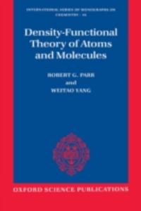 Ebook in inglese Density-Functional Theory of Atoms and Molecules Parr, Robert G.
