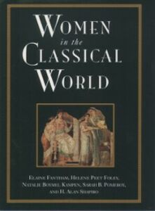 Foto Cover di Women in the Classical World: Image and Text, Ebook inglese di AA.VV edito da Oxford University Press