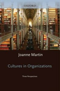 Ebook in inglese Cultures in Organizations: Three Perspectives Martin, Joanne