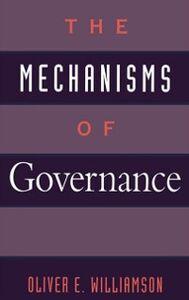 Ebook in inglese Mechanisms of Governance Williamson, Oliver E.