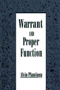 Ebook in inglese Warrant and Proper Function Plantinga, Alvin