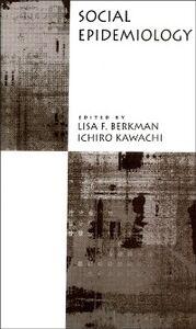 Foto Cover di Social Epidemiology, Ebook inglese di  edito da Oxford University Press