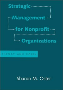 Ebook in inglese Strategic Management for Nonprofit Organizations: Theory and Cases Oster, Sharon M.