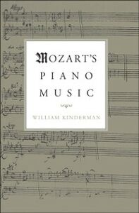 Foto Cover di Mozart's Piano Music, Ebook inglese di William Kinderman, edito da Oxford University Press