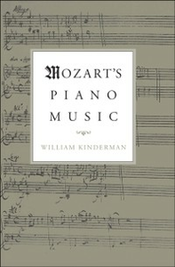 Ebook in inglese Mozart's Piano Music Kinderman, William