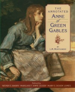 Ebook in inglese Annotated Anne of Green Gables Montgomery, L. M.