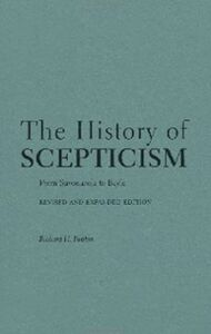 Ebook in inglese History of Scepticism: From Savonarola to Bayle Popkin, Richard H.