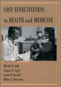 Ebook in inglese Cost-Effectiveness in Health and Medicine -, -