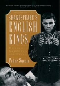 Ebook in inglese Shakespeare's English Kings: History, Chronicle, and Drama Saccio, Peter