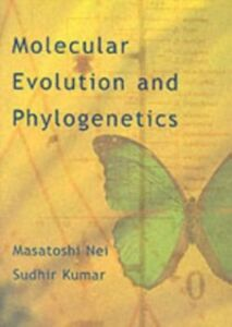 Foto Cover di Molecular Evolution and Phylogenetics, Ebook inglese di Sudhir Kumar,Masatoshi Nei, edito da Oxford University Press