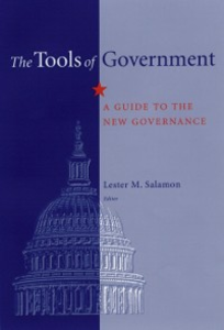 Ebook in inglese Tools of Government: A Guide to the New Governance -, -
