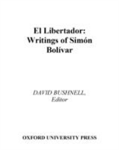 Ebook in inglese El Libertador: Writings of Simon Bolivar Bolivar, Simon