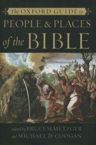 Foto Cover di Oxford Guide to People & Places of the Bible, Ebook inglese di  edito da Oxford University Press