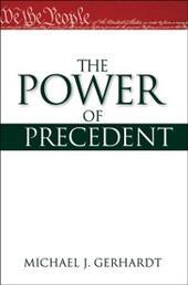 Power of Precedent