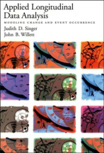 Ebook in inglese Applied Longitudinal Data Analysis: Modeling Change and Event Occurrence Singer, Judith D. , Willett, John B.