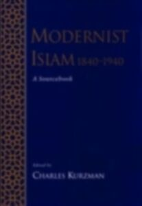 Foto Cover di Modernist Islam, 1840-1940: A Sourcebook, Ebook inglese di  edito da Oxford University Press