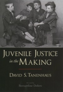 Ebook in inglese Juvenile Justice in the Making Tanenhaus, David S.