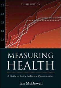 Foto Cover di Measuring Health: A Guide to Rating Scales and Questionnaires, Ebook inglese di Ian McDowell, edito da Oxford University Press