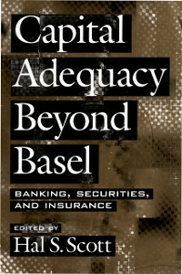Ebook in inglese Capital Adequacy beyond Basel: Banking, Securities, and Insurance -, -