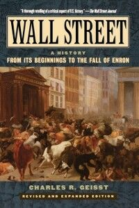 Foto Cover di Wall Street: A History:From Its Beginnings to the Fall of Enron, Ebook inglese di  edito da Oxford University Press, USA