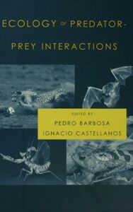 Ebook in inglese Ecology of Predator-Prey Interactions -, -