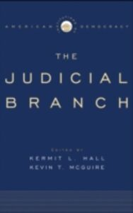 Ebook in inglese Institutions of American Democracy: The Judicial Branch