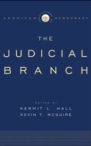 Ebook in inglese Institutions of American Democracy: The Judicial Branch -, -