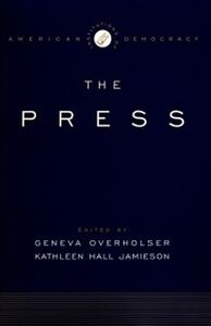 Ebook in inglese Institutions of American Democracy: The Press -, -
