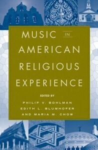 Ebook in inglese Music in American Religious Experience -, -