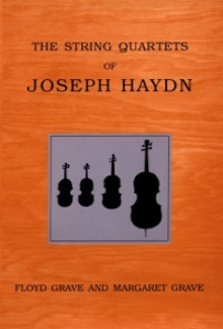 Ebook in inglese String Quartets of Joseph Haydn Grave, Floyd , Grave, Margaret