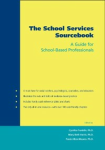 Ebook in inglese School Services Sourcebook: A Guide for School-Based Professionals -, -