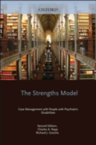 Ebook in inglese Strengths Model: Case Management with People with Psychiatric Disabilities Goscha, Richard J. , Rapp, Charles A.
