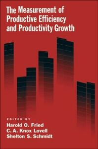 Ebook in inglese Measurement of Productive Efficiency and Productivity Growth