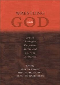 Foto Cover di Wrestling with God: Jewish Theological Responses during and after the Holocaust, Ebook inglese di  edito da Oxford University Press